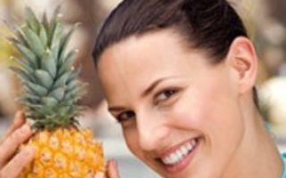 Ананас и ананасовый сок при подагре: состав и полезные свойства фрукта, особенности его употребления при заболевании, рецепт приготовления лечебного напитка на его основе