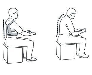 Магнитный корректор осанки posture support (Постэ Саппорт): описание и характеристика устройства, показания и противопоказания к применению, стоимость и мнение покупателей