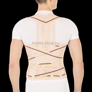 Корректор осанки Тривес: когда применяют ортопедический корсет, показания и противопоказания дли применения, рекомендации по уходу и выбор размера, принцип работы