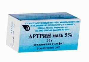 Мазь Артрин: механизм действия и описание препарата, показания и противопоказания к применению, отзывы покупателей и цена в аптеке