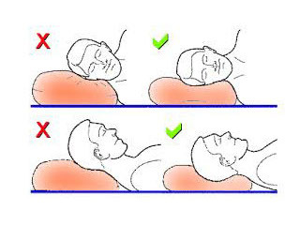 Как спать при остеохондрозе: правильные позы для сна, требования к спальным принадлежностям, важные рекомендации врачей и отзывы пациентов