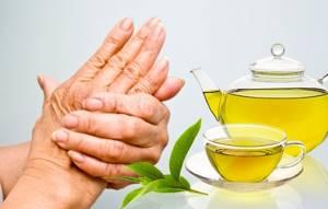 Зеленый чай при подагре: польза и вред, рекомендуемые сорта, технология заваривания и правила употребления напитка, важные советы и рекомендации