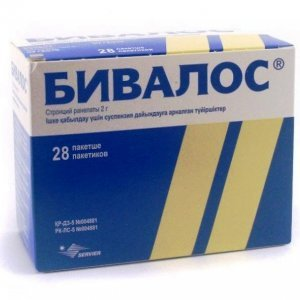 Бивалос: описание и состав препарата, формы выпуска и показания к применению, побочные действия и противопоказания