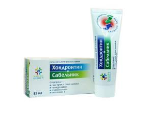 Хондроитин гель: особенности и состав препарата, показания и противопоказания для применения, побочные эффекты и аналоги, цена в аптеке