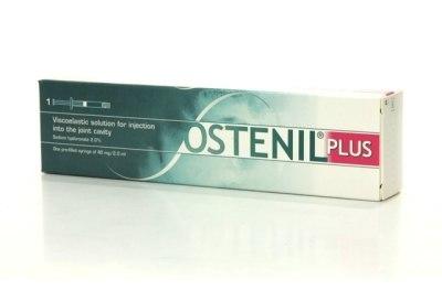 Остенил: состав препарата, форма выпуска, фармакодинамика, инструкция и способы применения, противопоказания и побочные действия, цена, аналоги и отзывы