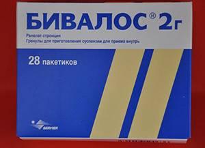Аналоги Бивалоса: препараты заменители российского и зарубежного производства, описание и стоимость лекарственных средств