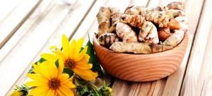 Эффективность лечения суставов с помощью топинамбура: химический состав и полезные свойства растения, рецепты народной медицины и правила их применения, полезные советы