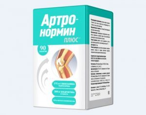 Артронормин: состав и лечебное действие препарата, показания и противопоказания к назначению, сравнение с аналогами
