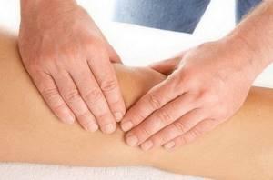 Техника массажа коленного сустава при артрите: показания и противопоказания для проведения, правила и разновидности процедуры