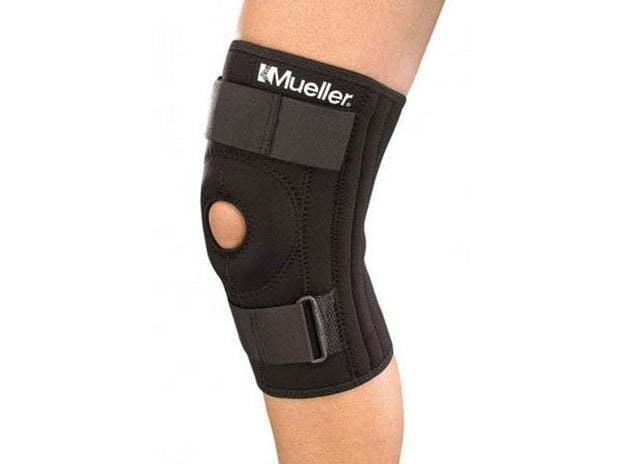Бандаж на коленный сустав: виды, показания и противопоказания к использованию, обзор производителей, особенности выбора по материалам и размера, цена и отзывы