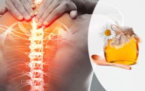 Медовый массаж спины при остеохондрозе: польза процедуры, подготовка и техника проведения терапии, противопоказания и побочные эффекты