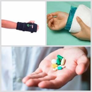 Растяжение кисти руки: понятие и симптоматика патологии, методы терапии и первая помощь, диагностика и реабилитация, клиническая картинаболезни