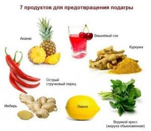 Употребление сухофруктов при лечении подагры: можно ли есть и в каком виде, нормы потребления продукта, рекомендованное меню на неделю