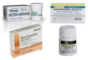 Никотиновая кислота при остеохондрозе шейного и поясничного отделов: описание и действие вещества, фармакологические характеристики и показания к применению, противопоказания и побочные эффекты, стоимость в аптеке