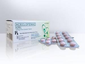 Ацеклофенак: отзывы покупателей, состав и характеристика препарата, фармакологическое действие, показания к применению и противопоказания, побочные эффекты
