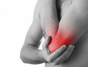 Болит локоть при сгибании и разгибании: первая помощь, основные причины неприятных ощущений, лечение и профилактика заболевания