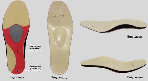 Ортопедические стельки при плоскостопии: предназначение вкладышей, их разновидности и критерии выбора, перечень изготовителей и цена, полезные советы ортопедов