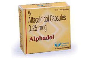 Альфакальцидол: состав и форма выпуска, показания и противопоказания к приему, отзывы покупателей и эффективность