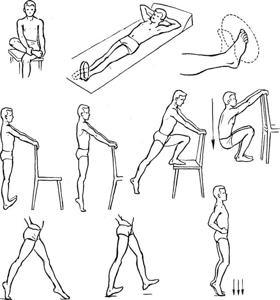 Реабилитация после перелома лодыжки: особенности восстановительного периода, полезные физиопроцедуры и упражнения ЛФК, рекомендации по питанию и образу жизни