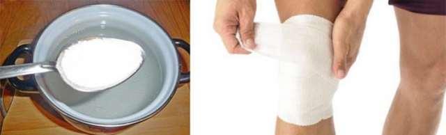 Лечение артрита коленного сустава народными средствами: простые и эффективные рецепты компрессов, ванночек и мазей, польза трав и прием внутрь, противопоказания