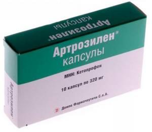 Уколы Артрозилен: кому и когда назначается препарат, показания и противопоказания к применению, передозировка и действия побочного характера