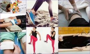 Периартрит коленного сустава: причины и симптоматика, диагностика заболевания и лечебные методы, список таблеток и мазей