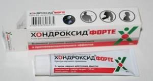Хондроксид Форте: взаимодействие с другими препаратами, побочные явления, инструкция по применению, состав и цена