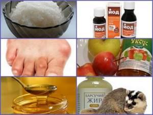 Подагра диета и лечение народными средствами