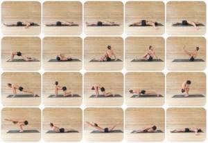 Йога при грыже позвоночника: особенности и эффективность методики, показания и противопоказания к терапии, комплекс асан и правила их выполнения