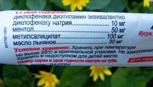 Гель Фаниган Фаст: действующее вещество и состав, фармакологические свойства и особенности применения, показания и противопоказания, способ применения и дозировка