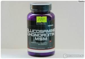 glucosamin chondroitin msm (Глюкозамин Хондроитин МСМ): показания и противопоказания к приему спортивной добавки, отзывы покупателей и положительный эффект