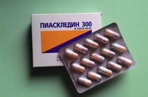 Пиаскледин 300: фармакологическое действие препарата, формы выпуска, побочный эффект, инструкция по применению, цена и состав