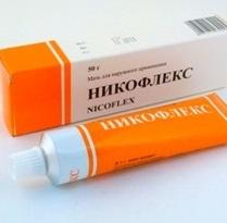Никофлекс: состав и формы выпуска, условия хранения, когда назначает врач, инструкция по применению, цена и отзывы пациентов