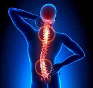 Боль между лопатками: виды заболеваний, главные причины, симптомы, диагностика, лечение и профилактика нарушений позвоночника